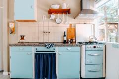 huisje Als Toen keuken